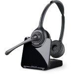 CS520 Over-the-head Binaural Wireless Headset System