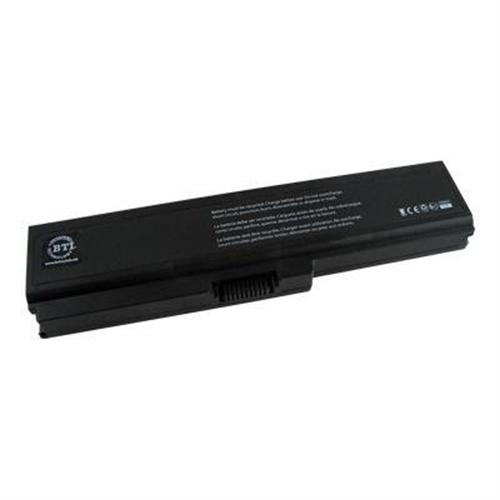 Battery Technology inc TS-C655 - notebook battery - Li-Ion - 4400 mAh