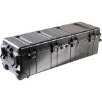 1740 Long Case - Hard case - stainless steel, polymer - black
