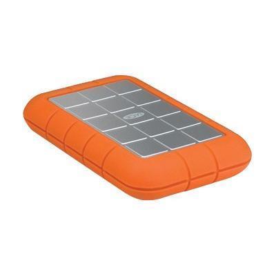 LaCie1TB Rugged Triple Portable Hard Drive - USB 3.0, USB 2.0, FireWire 800(301984)