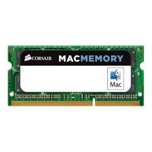 Corsair Memory Mac Memory memory - 4 GB - SO DIMM 204-pin - DDR3