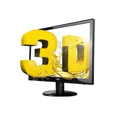 AOC e2352Phz - 3D LED monitor - 23