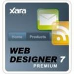 Xara Web Designer 7 Premium Upgrade From Web Designer 5/6 or Webstyle 3 or 4 XARWD7UWD5WSDL