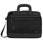 "15.6"" Revolution Checkpoint-Friendly Briefcase - Black"