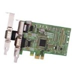 PX-101 - Serial adapter - PCIe low profile - RS-232 x 2