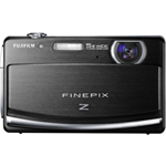 "Fujifilm FinePix Z90 14.2 Megapixels 5X Digital Camera With 3"" Touchscreen, Black - Refurbished Z-90 BLACK REF"