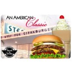 National Gift Card Ten Dollar Steaknshake Gift Card $10 STEAKnSHAKE GIFT