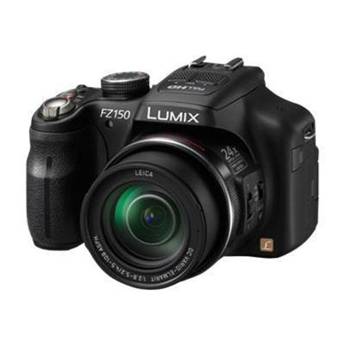 Panasonic LUMIX 12.1 Megapixel High Sensitivity MOS Digital Camera Digital Camera