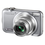Fujifilm FinePix JX400 16 Megapixel Digital Camera - Silver- Refurbished JX400 SILVER REF