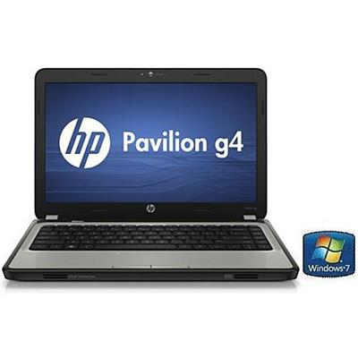 HP Pavilion g4-1117dx AMD Dual-Core A4-3300M 1.90GHz Notebook - 4GB RAM, 320GB HDD, 14