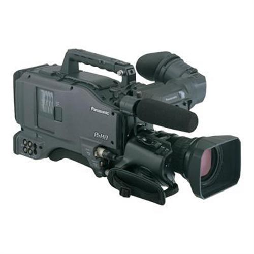 "Panasonic AG-HPX500 2/3"" Shoulder Mounted P2 Camcorder - (This model does not come with a lens)"