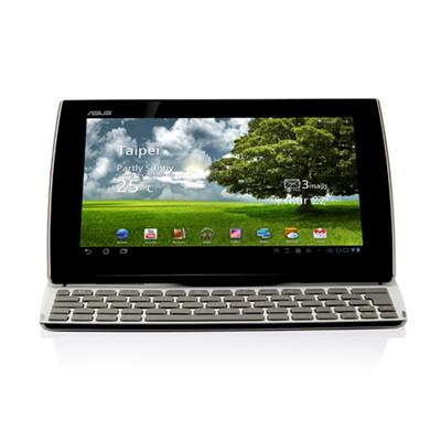 ASUS Eee Pad Slider SL101 - tablet - Android 3.2 (Honeycomb) - 16 GB - 10.1