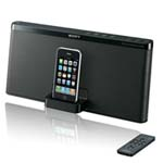 Sony Speaker Dock for iPod - Refurbished RDPX50IPBLK REF