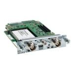 4G LTE Wireless WAN Card - Wireless cellular modem - 4G LTE - EHWIC - 100 Mbps - Verizon