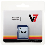 Flash memory card - 8 GB - Class 4 - SDHC - blue