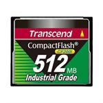 CF200I Industrial Grade - Flash memory card - 512 MB - CompactFlash