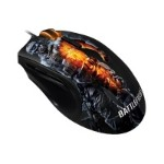 Imperator Battlefield 3 - Mouse - laser - 7 buttons - wired - USB