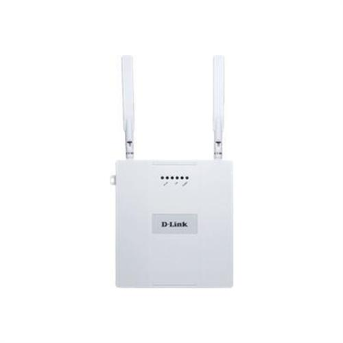 D-Link AirPremier N Dual Band Plenum-rated PoE Access Point powered by CloudCommand DAP-2565 - wireless access point