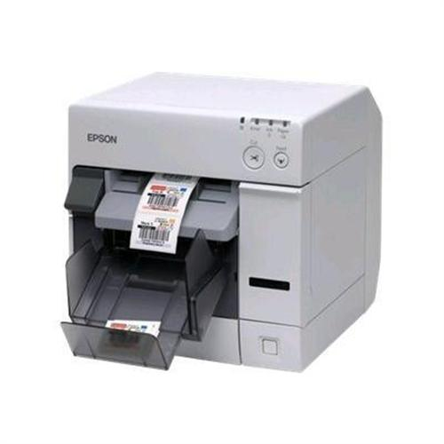 Epson TM C3400 SecurColor - label printer - color - ink-jet
