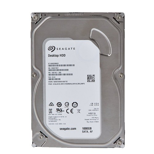Seagate Barracuda 1TB SATA 6Gb/s 7200RPM Hard Drive
