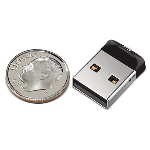 Sandisk Cruzer Fit - USB flash drive - 8 GB