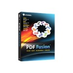 Corel PDF Fusion - ( v. 1 ) - license and media - 1 user - CTL, Bar Association - Win - English LCCPDFF1ENBAR