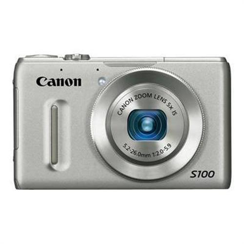 Canon PowerShot S100 - digital camera
