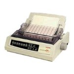 Oki Microline 321 Turbo - Printer - monochrome - dot-matrix - A3 - 240 x 216 dpi - 9 pin - up to 435 char/sec - parallel 62411703