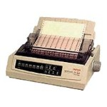 Oki Microline 320 Turbo - Printer - monochrome - dot-matrix - A4 - 240 x 216 dpi - 9 pin - up to 290 char/sec - parallel 62412902