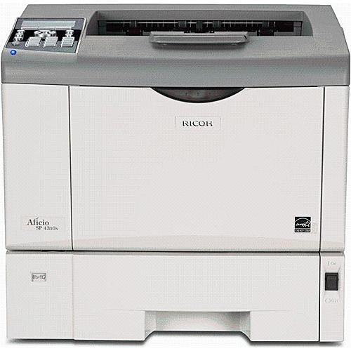 Ricoh Aficio SP 4310N Monochrome Laser Printer
