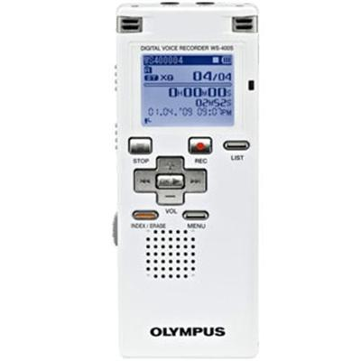 Olympus1GB Digital Voice Recorder - Refurbished(WS-400S WHITE REF)