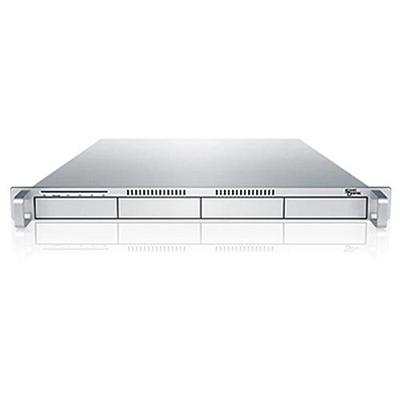 Sans Digital EliteRAID ER104CT - 1U 4 Bay SATA to USB 2.0 / eSATA / 1394a / 1394b RAID 0/1/1+0/3/5 Rackmount (ST-SAN-ER104CT)