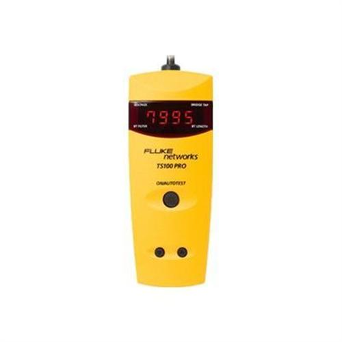Fluke Networks TS 100 PRO Cable Fault Finder - network tester