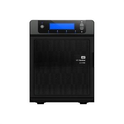 WD Sentinel DX4000 8TB - Small Office Storage Server with Complete Data Protection