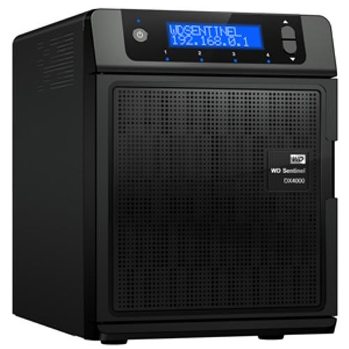 WD Sentinel DX4000 12TB - Small Office Storage Server with Complete Data Protection