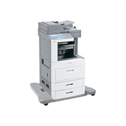 Lexmark X658dfe - multifunction printer ( B/W )