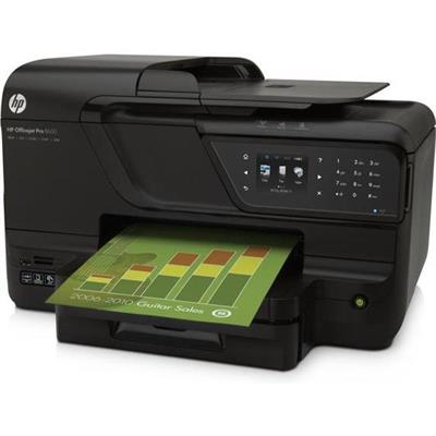 HP Officejet Pro 8600 e-All-in-One Printer with AirPrint - N911a (CM749A#B1H)