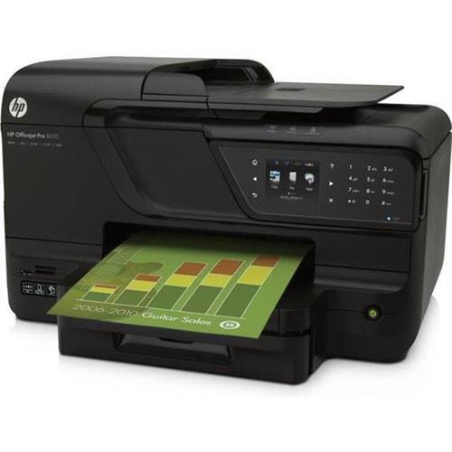 HP Officejet Pro 8600 e-All-in-One Printer with AirPrint - N911a