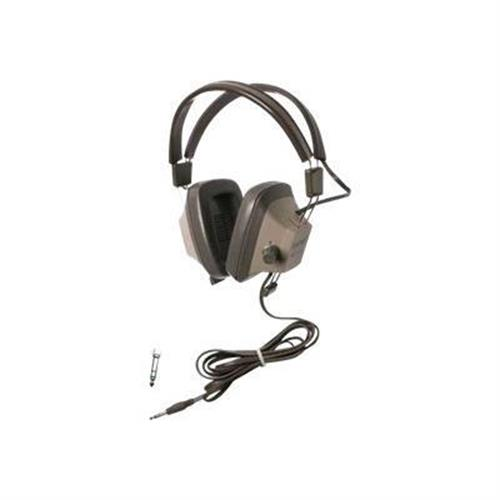 Califone International Explorer™ Binaural Headphones