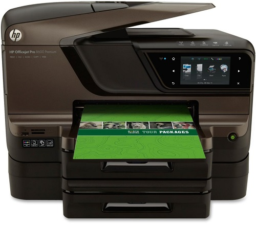 HP Officejet Pro 8600 Premium e-All-in-One Printer - N911n