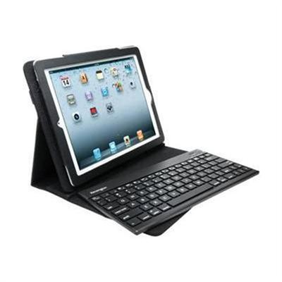 KeyFolio Pro 2 Removable Keyboard Case And Stand for Apple iPad 4th generation 3rd generation and iPad 2