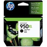 HP 950XL Black Officejet Ink Cartridge - can be used with the HP Officejet Pro 8600 series CN045AN#140