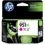 HP Inc. 951XL Magenta Officejet Ink Cartridge - can be used with the HP Officejet Pro 8600 series CN047AN#140