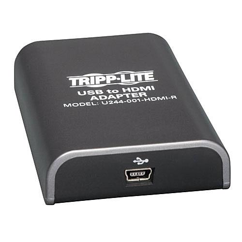 TrippLite USB2.0 to HDMI Adapter