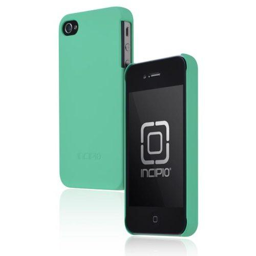 Incipio iPhone 4 4S feather Ultralight Hard Shell Case - Seafoam Green