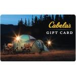$25 Cabela's Gift Card