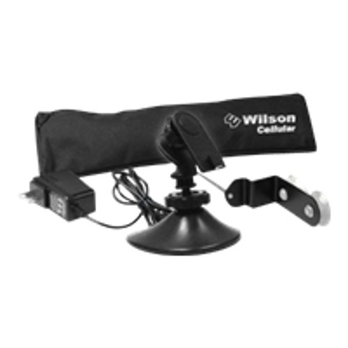 Wilson Electronics Cellular Home Accessory Kit for use with C-Booster, U-Booster, and SLEEK Amplifier - Antenna signal amplifier mounting kit