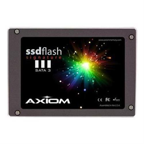 "Axiom Memory 480GB Axiom SATA III Signature Series SSD - Solid state drive - Internal - 2.5"" - SATA-600"
