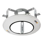 Axis Camera ceiling mounting kit - for  P5532, P5532-E, P5534, P5534 50HZ, P5534 60HZ, P5534-E 5800-131