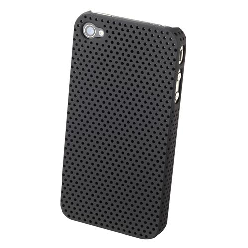 iShieldz Roots Cool Snap iPhone 4 / 4S Case - Black